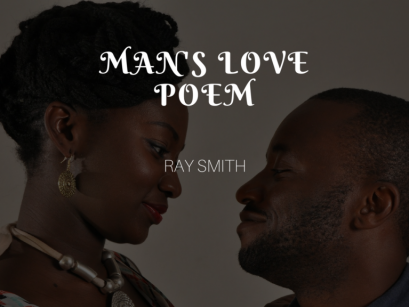 Man's Love Poem