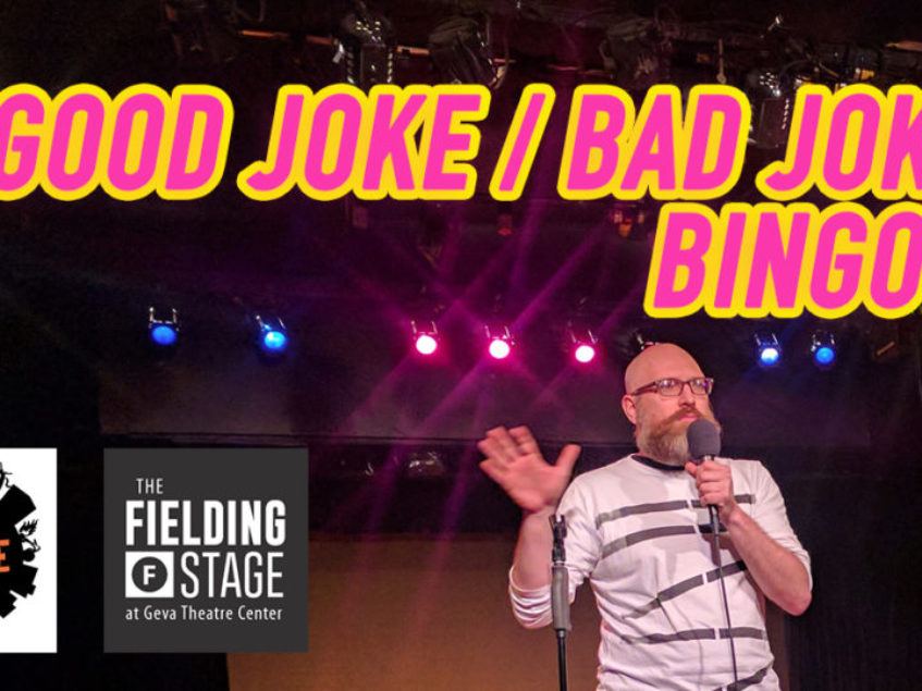 Good Joke/Bad Joke Bingo (Rated R)