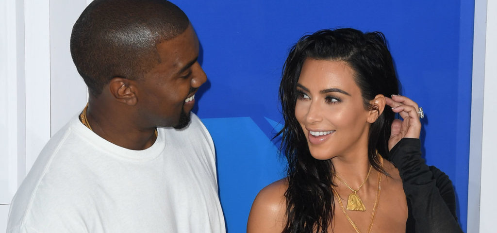 Kim and Kanye Chose a Very Cute Baby Name – PAPERMAG